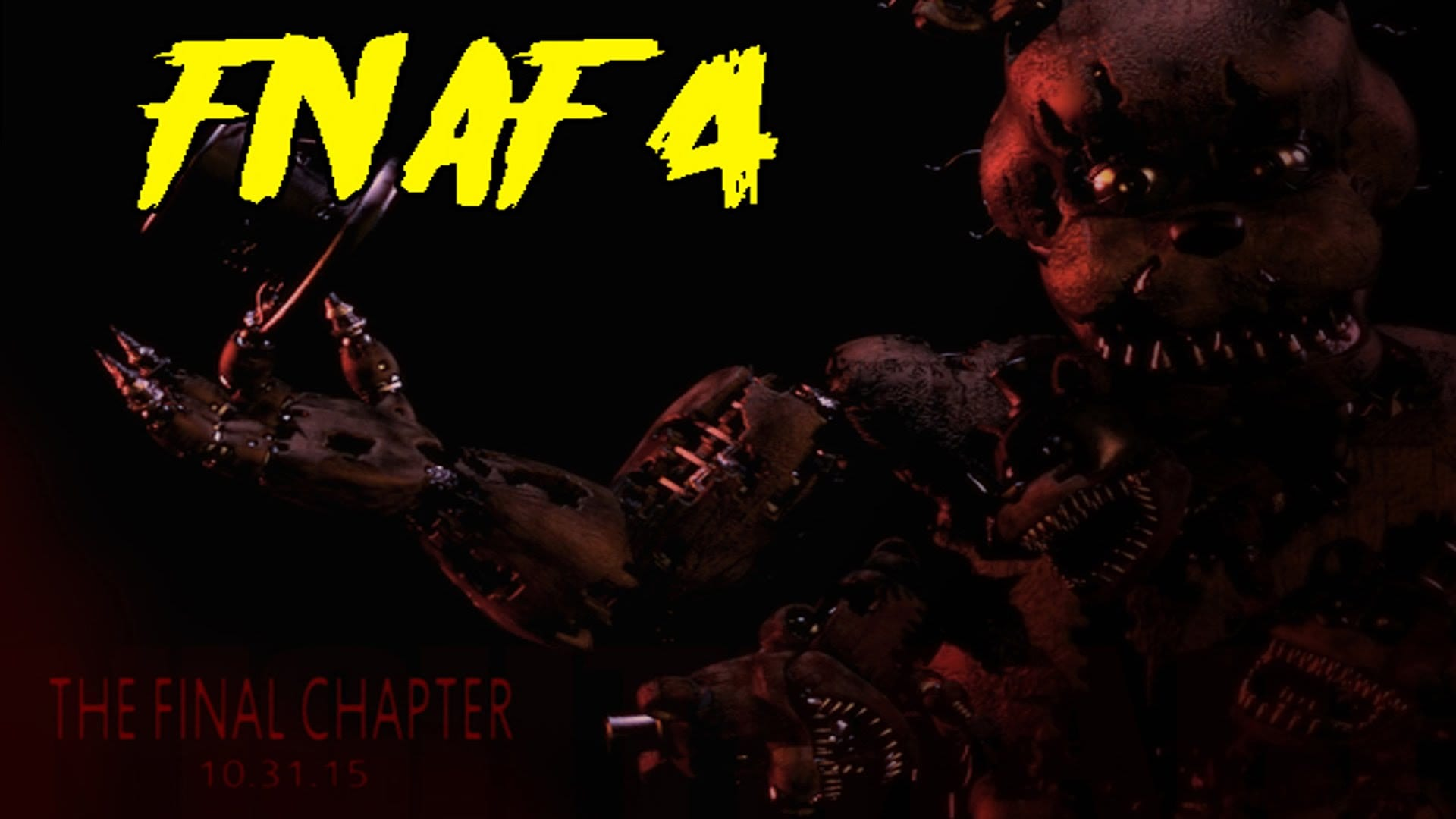 Five Nights At Freddy S 4 Freegamest