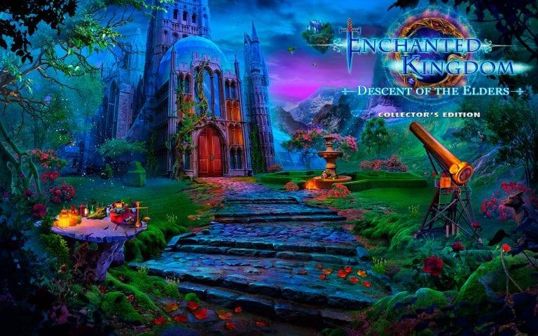 Enchanted Kingdom 5: Descent of the Elders Collector's